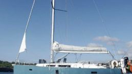 Sailing Yacht for sale.
