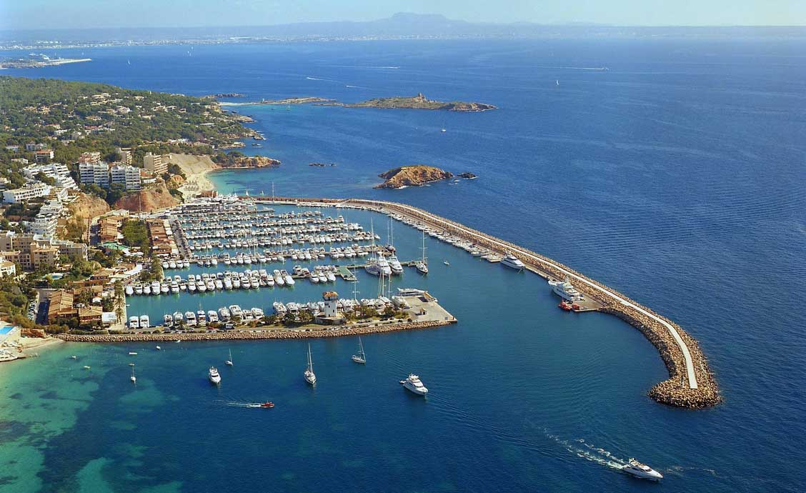 Moorings for Sale Puerto Portals Mallorca Spain
