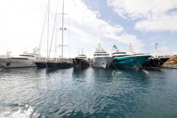 Superyachts, Superyachts Moorings